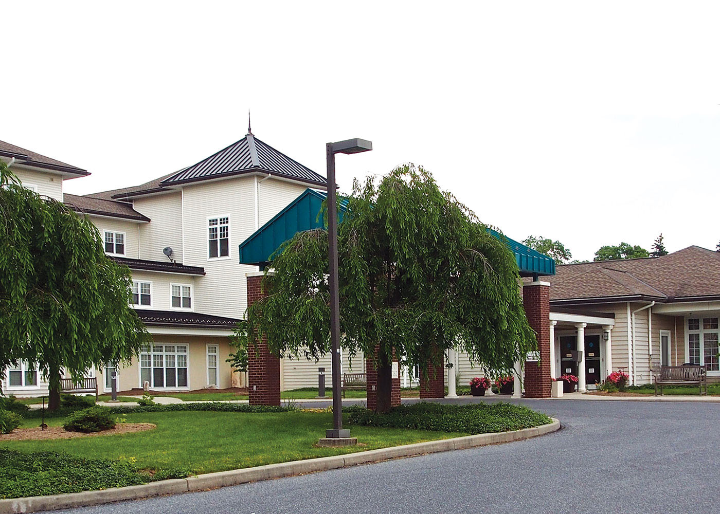 Residence the campus of the jewish home of greater for Kosher house